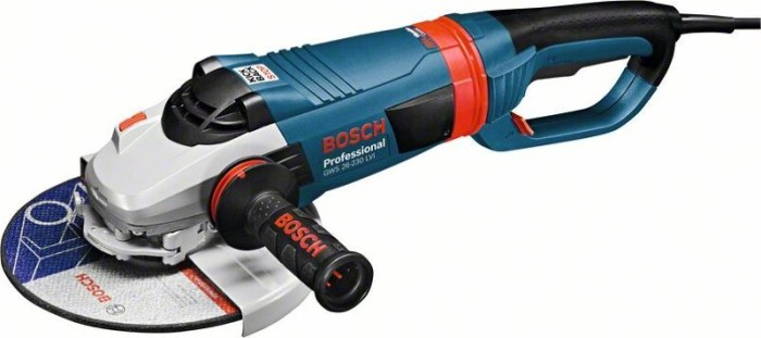 Bosch Professional GWS 26-230JBV Elektro-Winkelschleifer -- via Amazon Partnerprogramm