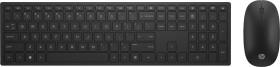 HP Pavillon Wireless Tastatur und Maus 800, schwarz, DE (4CE99AA#ABD)