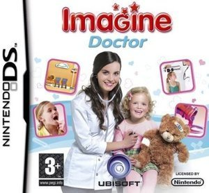 Imagine: Doctor (englisch) (DS)