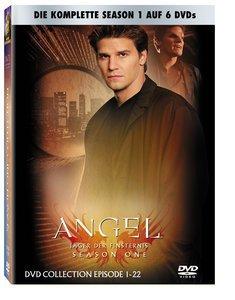 Angel - Jäger der Finsternis Season 1