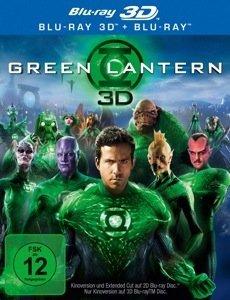 Green Lantern (2011) (3D) (Blu-ray)