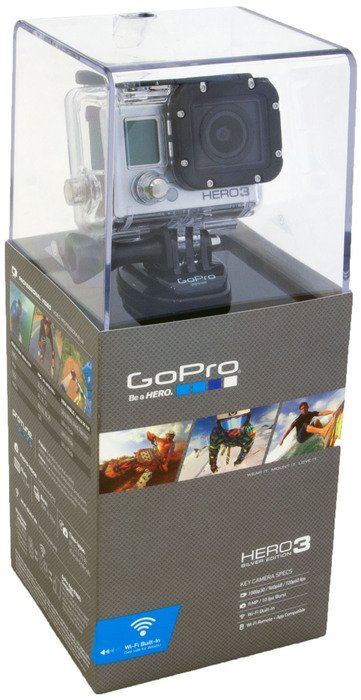 GoPro HD HERO3 Silver Edition (digital)