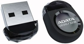 ADATA DashDrive Durable UD310 schwarz 32GB, USB-A 2.0 (AUD310-32G-RBK)