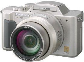 Panasonic Lumix DMC-FZ1 silver