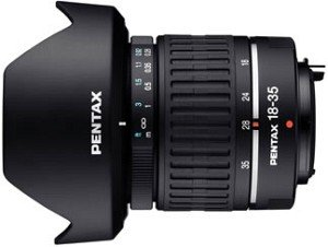 Pentax smc FA J 18-35mm 4.0-5.6 AL black (27727)