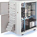 Supermicro Server-Tower ATX 300W