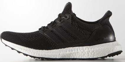 c6bd6b67bbd47 adidas Ultra Boost core black solar yellow (Damen) (S77514)