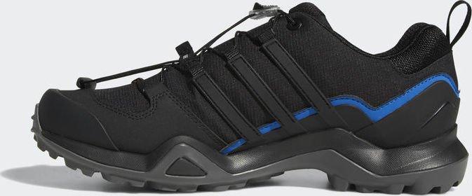 d0eef0e19f92a adidas Terrex Swift R2 GTX core black bright blue (men) (AC7829 ...