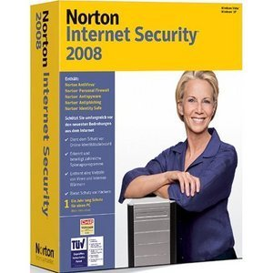 Symantec: Norton Internet Security 2008 OEM/DSP/SB (German) (PC)