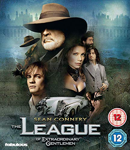 The League of Extraordinary Gentlemen (Blu-ray) (UK) -- via Amazon Partnerprogramm