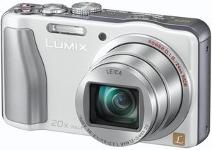 Panasonic Lumix DMC-TZ30 white