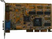 MSI MS-8807, NVidia TNT2 Vanta 32MB AGP