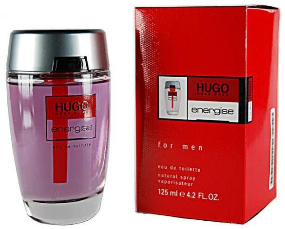 Hugo Boss Energise Eau de Toilette 125ml -- © Design4Stars