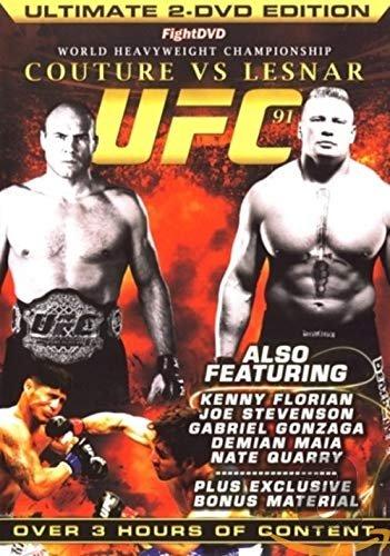 UFC 91 - Couture vs. Lesnar (UK) -- via Amazon Partnerprogramm