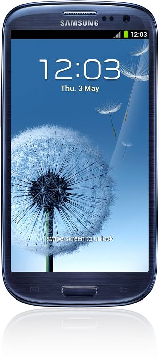 Samsung Galaxy S3 i9300 16GB blue