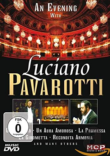 Luciano Pavarotti - An Evening with Luciano -- via Amazon Partnerprogramm