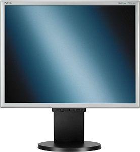 "NEC MultiSync LCD2170NX-BX silver/black, 21.3"", 1600x1200, VGA, DVI (60001491/60002138)"