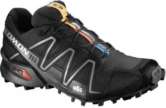 Salomon Speedcross 3 black/black/silver/metallic-x (ladies) (327845)