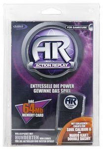 Action Replay incl 64 MB Memory (GC)