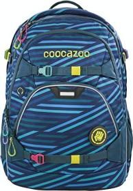 Coocazoo ScaleRale Zebra Stripe Blue Schulrucksack (00183877)