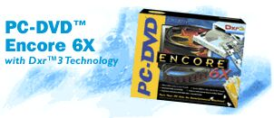 Creative PC-DVD Encore 6x