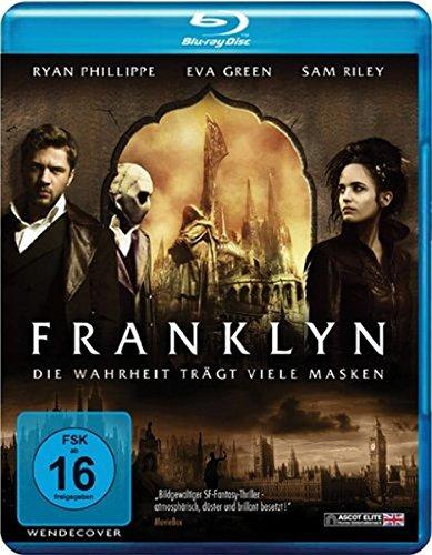 Franklyn - Die Wahrheit trägt viele Masken (Blu-ray) -- via Amazon Partnerprogramm