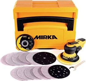 Mirka DEROS 5650CV electric random orbit sander incl. case (MID5650201CA)
