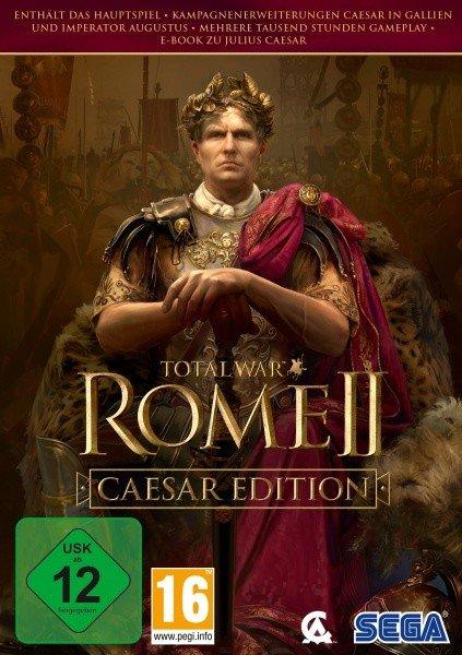 Rome: Total War 2 - Caesar Edition (Download) (PC)