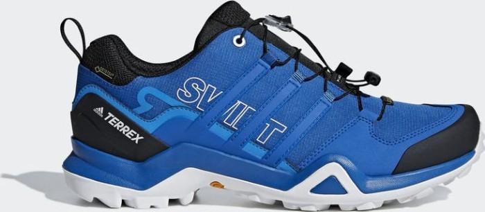 3403143952eea adidas Terrex Swift R2 GTX blue beauty bright blue (men) (AC7830 ...