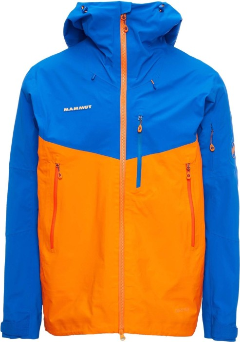 low priced 3721a fc7a5 Mammut Nordwand Pro HS Hooded Jacke sunrise/ice (Herren) (1010-25750-2154)  ab € 579,95