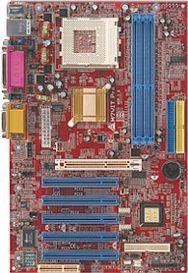 Biostar M7VIT Pro (PC-3200 DDR)