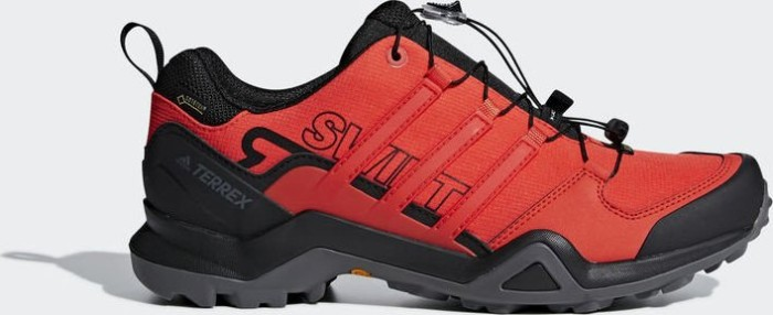 adidas Terrex Swift R2 GTX core black/hi-res red/grey five (Herren) (AC7967)