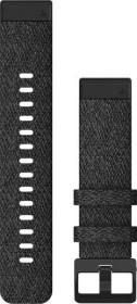 Garmin Ersatzarmband QuickFit 20 Nylon schwarz (010-12875-00)