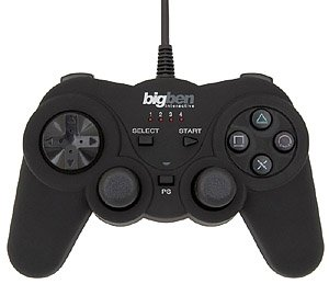 BigBen Gamepad (PC/PS3) (BB251531)