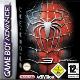 Spiderman 3 - The Movie Game (GBA)