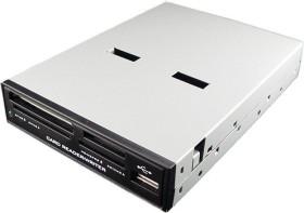 LogiLink 54in1 Multi-Slot-Cardreader, USB 2.0 9-Pin Stecksockel [Stecker] (CR0005C)