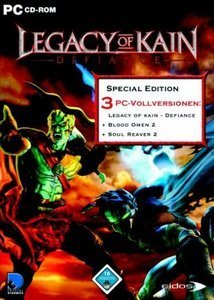 Legacy of Kain: Defiance - Special Edition (deutsch) (PC)