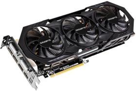 GIGABYTE GeForce GTX 970 Windforce 3X OC, 4GB GDDR5, 2x DVI, HDMI, 3x DP (GV-N970WF3OC-4GD)