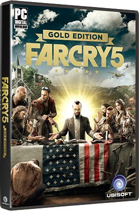 Far Cry 5 - Gold Edition (Download) (PC)