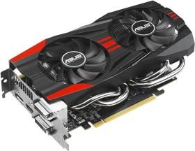 ASUS GeForce GTX 760 DirectCU II OC, GTX760-DC2OC-2GD5, 2GB GDDR5, 2x DVI, HDMI, DP (90YV04L2-M0NA00)