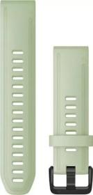 Garmin Ersatzarmband QuickFit 20 Silikon pistaziengrün (010-12872-00)