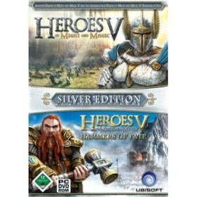 Heroes of Might and Magic 5 - Silver Edition (PC)