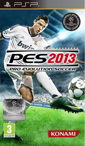 Pro Evolution Soccer 2013 (English) (PSP)