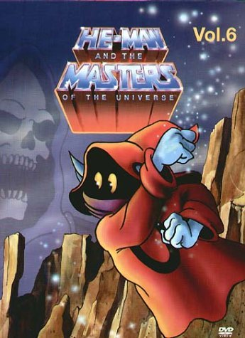 He-Man and the Masters of the Universe Vol. 6 -- via Amazon Partnerprogramm
