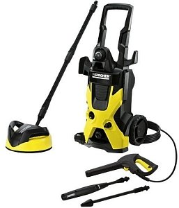 Kärcher K4.650 Jubilee pressure Washer incl. T250 Patio Cleaner (1.180-610)