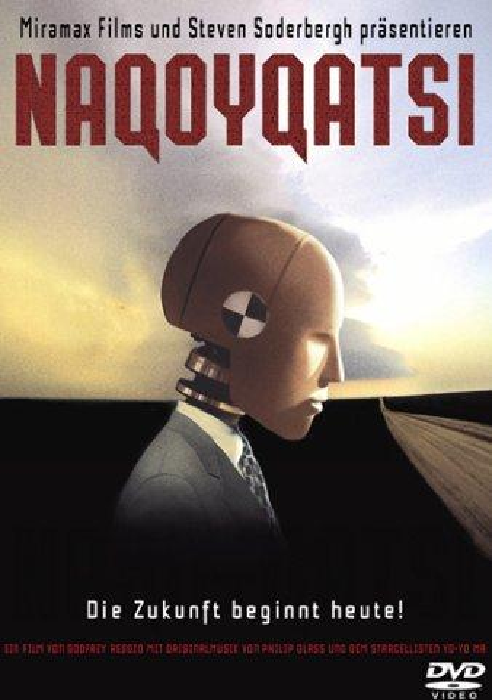 Naqoyqatsi -- via Amazon Partnerprogramm