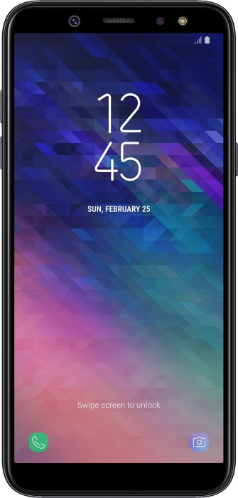 Samsung Galaxy A6 (2018) A600FN schwarz
