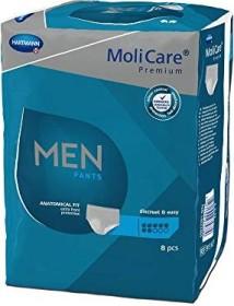 Hartmann MoliCare Premium Men 7 Tropfen Schutzhosen M, 32 Stück