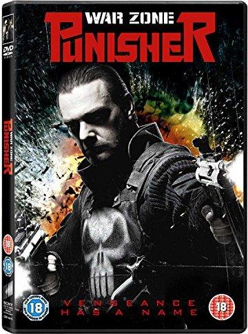 Punisher - War Zone (UK) -- via Amazon Partnerprogramm