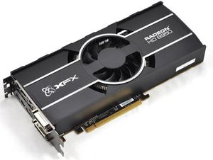XFX Radeon HD 6950 800M Single Fan, 2GB GDDR5, 2x DVI, HDMI, 2x mini DisplayPort (HD-695X-CNFC)